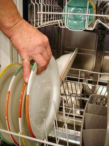 pass through dishwasher